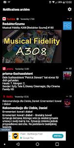 Notifications archive / history Mod Apk (No Ads) 5
