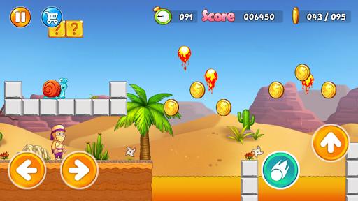 Super Jake's Adventure – Sautez et courez! APK MOD (Astuce) screenshots 3
