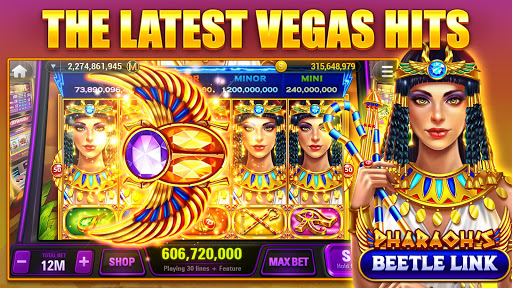 HighRoller Vegas - Free Slots & Casino Games 2020 2.2.26 screenshots 6