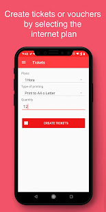 MikroTicket - sell your WiFi for time with tickets