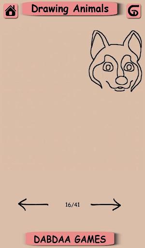 Drawing Animals - Lets Draw Animals  Screenshots 10