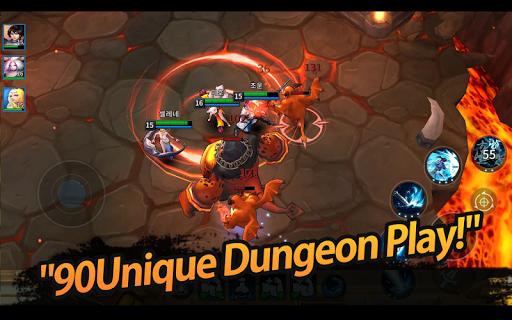League of Masters: Legend PvP MOBA Summon Champion 1.37 Screenshots 11