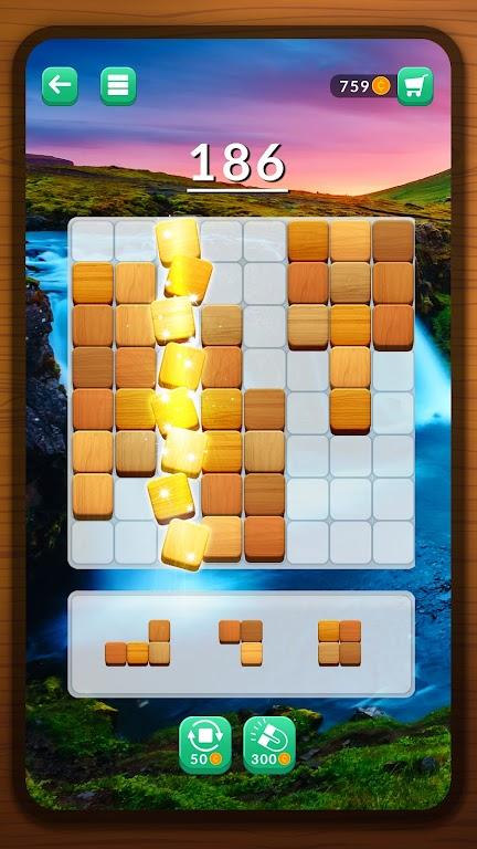 Blockscapes - Block Puzzle poster 4