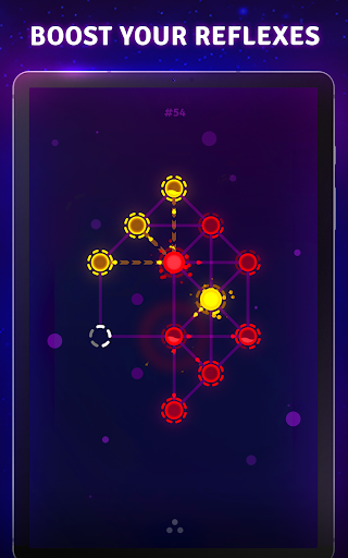 Splash Wars - glow space strategy game apkpoly screenshots 13