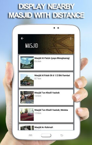 Waktu Solat Malaysia 17.11.02 Screenshots 3