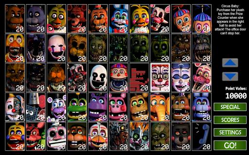 Ultimate Custom Night  screenshots 12