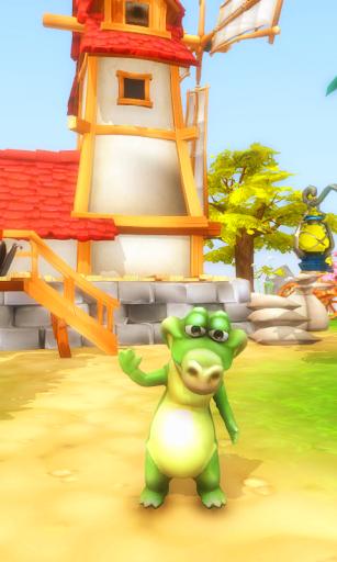 My Talking Crocodile 1.0.8 screenshots 5