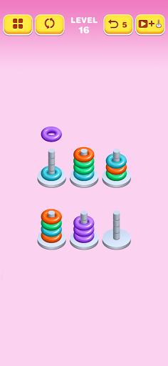 Stack Sort Puzzle  screenshots 2