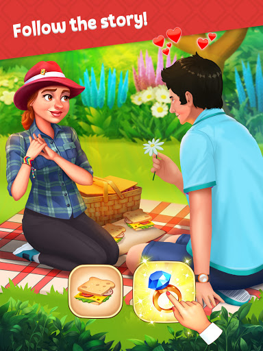 ud83cudf81 New Gardenud83cudf84ud83cudf84 Match 3 Games ud83cudf89 Three in a row apkpoly screenshots 14