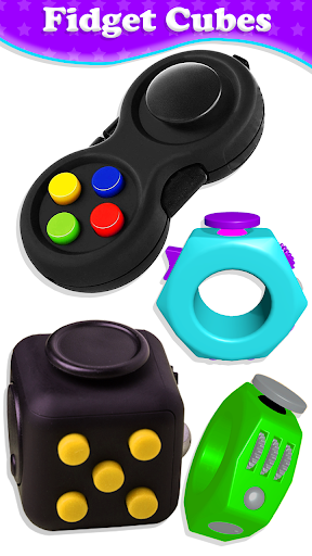 Fidget Toys Pop It Anti stress and Calming Games  screenshots 3
