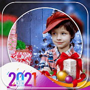 Happy New Year Profile DP Maker 2021