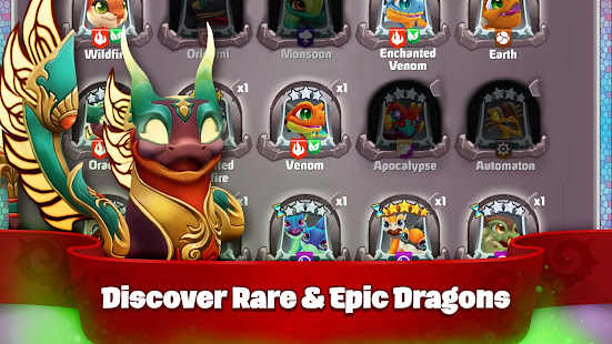 DragonVale World 1.26.0 APK + Mod (Free purchase) for Android