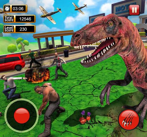 Monster Dinosaur Simulator: City Rampage 1.18 screenshots 10