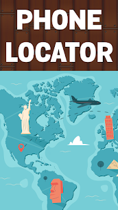 Phone Tracker Free – Phone Locator by Number Apk Download 3