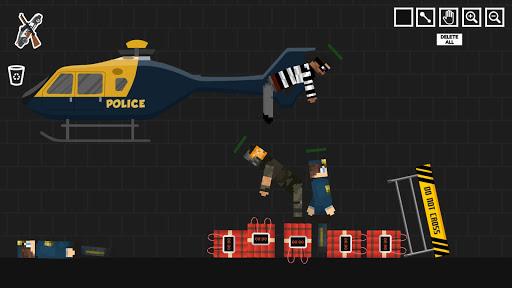 Policeman Jail Playground: Ragdoll Thief  screenshots 3