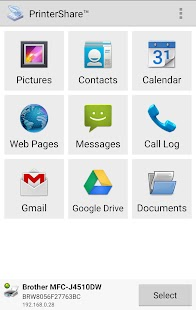 PrinterShare Mobile Print Screenshot
