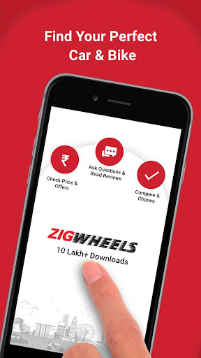 Zigwheels - New Cars & Bike Prices, Offers, Specs 3.1.20 Screenshots 1