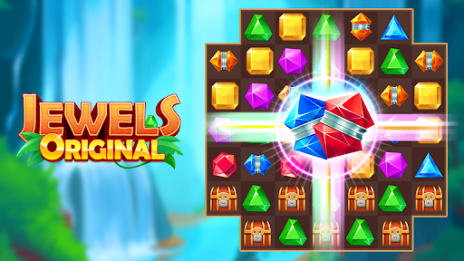 Jewels Original - Classical Match 3 Game 1.0.3 screenshots 6