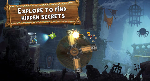 Rayman Adventures  screenshots 5