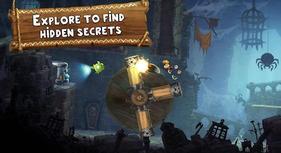 Rayman Adventures MOD APK 3.9.7 (Unlimited Money) 5