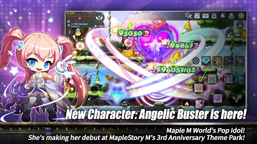 MapleStory M - Open World MMORPG 1.6800.2754 screenshots 1