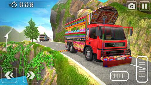 Crazy Cargo Truck Driver 2021 android2mod screenshots 5