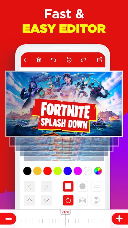 Thumbnail Maker - Create Banners & Channel Art  poster 4