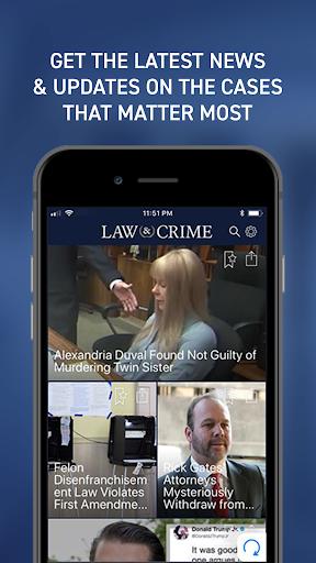 Law & Crime Network 14.3 screenshots 4