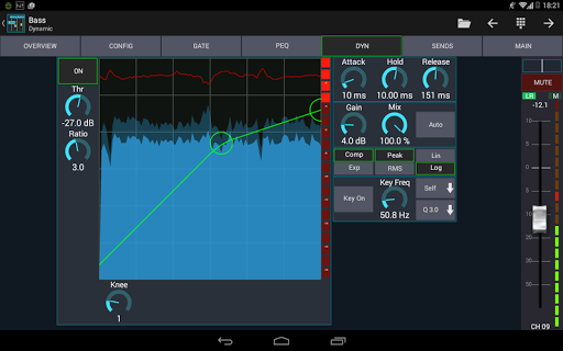 Mixing Station XM32 android2mod screenshots 17