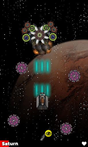 Spaceship War Game 1 : Alien Shooter  screenshots 2