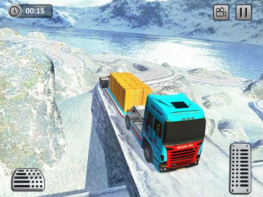 Uphill Gold Transporter Truck Drive apkdebit screenshots 8