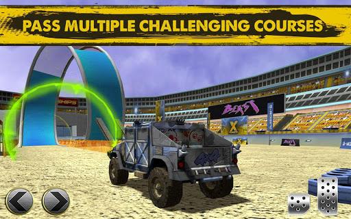 3D Monster Truck Parking Game 2.2 screenshots 12