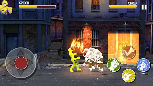 Spider Hero vs Venom Beat Em City Man Street Fight apk 1.0 screenshots 1