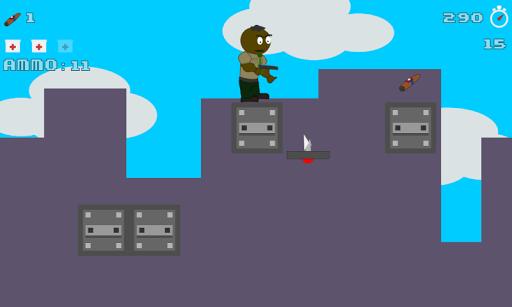 sarge screenshot 2
