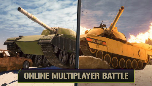 War Machines: Tank Battle - Army & Military Games  screenshots 7