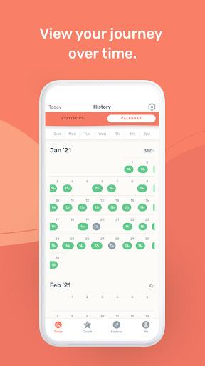 Zero - Simple Fasting Tracker 2.9.3 Screenshots 8