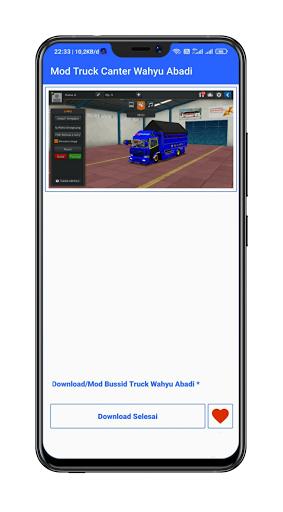 Mod Bussid Truck Wahyu Abadi : 2021 13.0 Screenshots 13