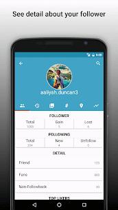 Install, Download & Use Follower Analyzer for Instagram on PC (Windows & Mac) 2