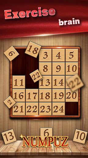 Numpuz: Classic Number Games, Free Riddle Puzzle 4.8501 screenshots 4