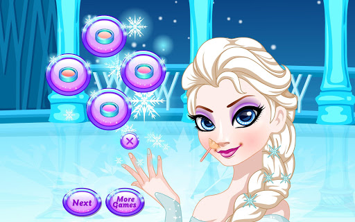 Ice Queen Beauty Salon 1.0.1 screenshots 7