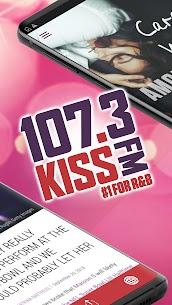 107-3 KISS-FM – #1 For R&B (KISX) 2.3.4 Android Mod APK 2