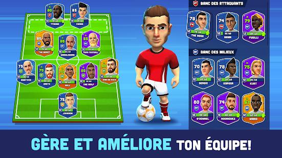 Mini Football screenshots apk mod 3