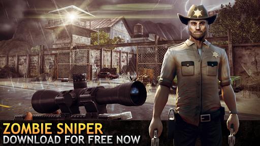 Last Hope Sniper - Zombie War: Shooting Games FPS 2.13 Screenshots 8