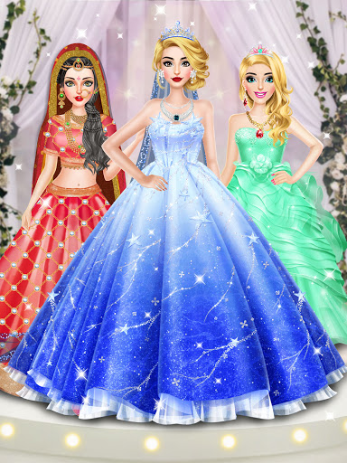 Fashion Wedding Dress Up Designer: Games For Girls 0.14 screenshots 13