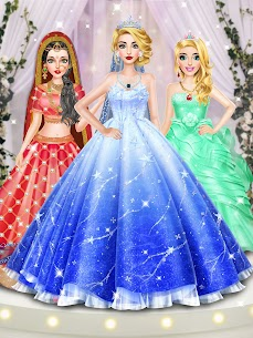 Fashion Wedding Dress Up Designer: Games For Girls 7