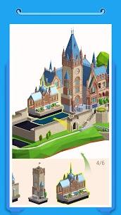 Pocket World 3D – Assemble models unique puzzle Apk Mod + OBB/Data for Android. 2