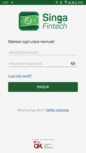 Apk Singa Fintech Aplikasi Pinjaman Online Cepat