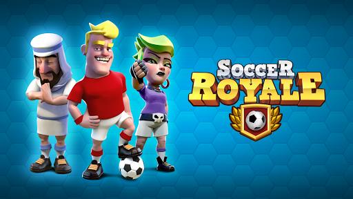 Soccer Royale: Clash Football 1.6.5 screenshots 6