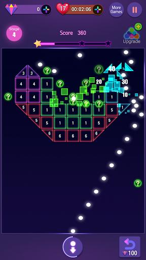 Neon Bricks Master 1.0.4 screenshots 2