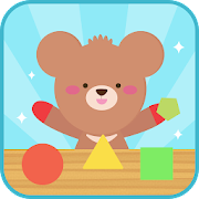 Early Learning Game (shape, size, color) - KidGame